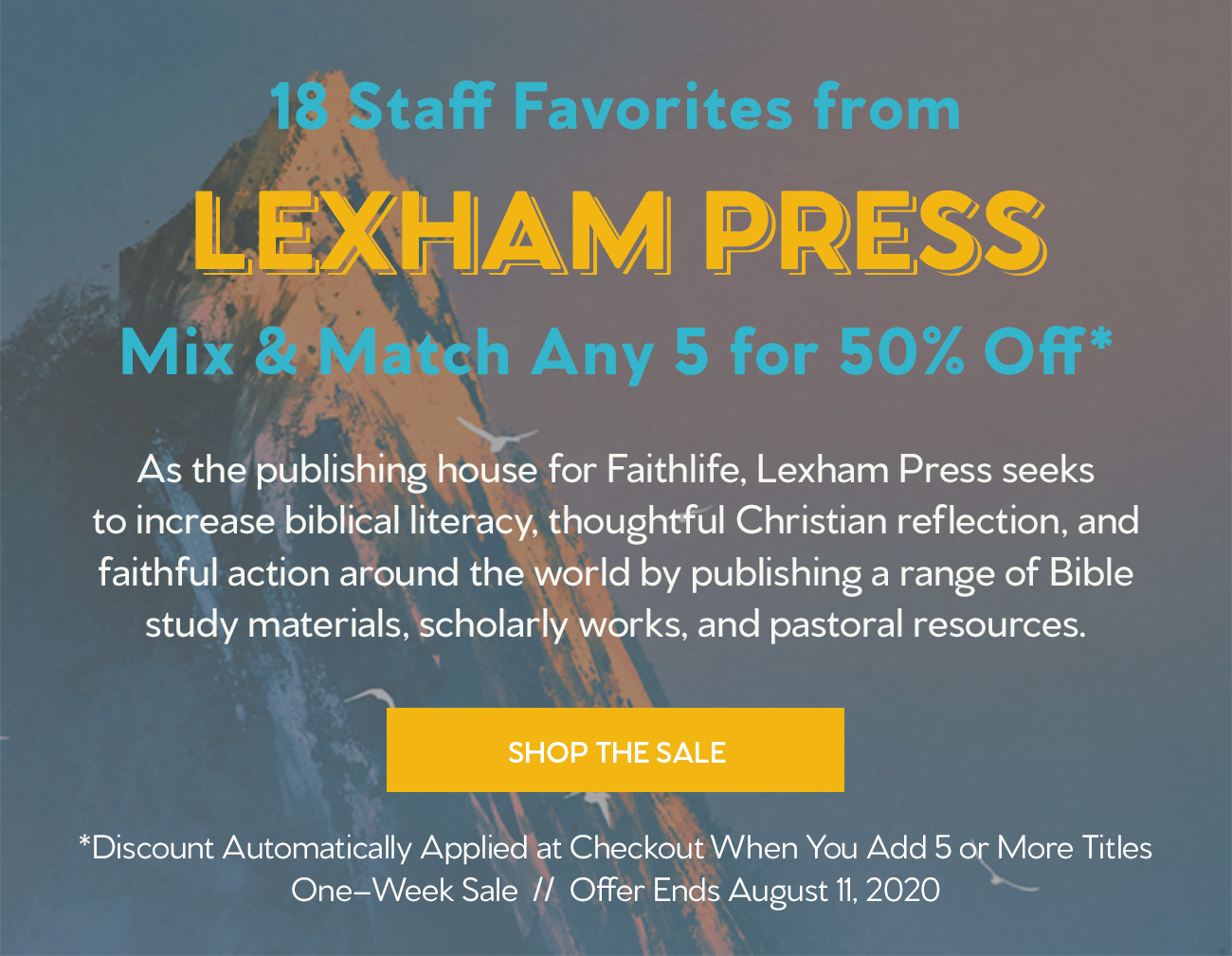Lexham Press Staff Favorites