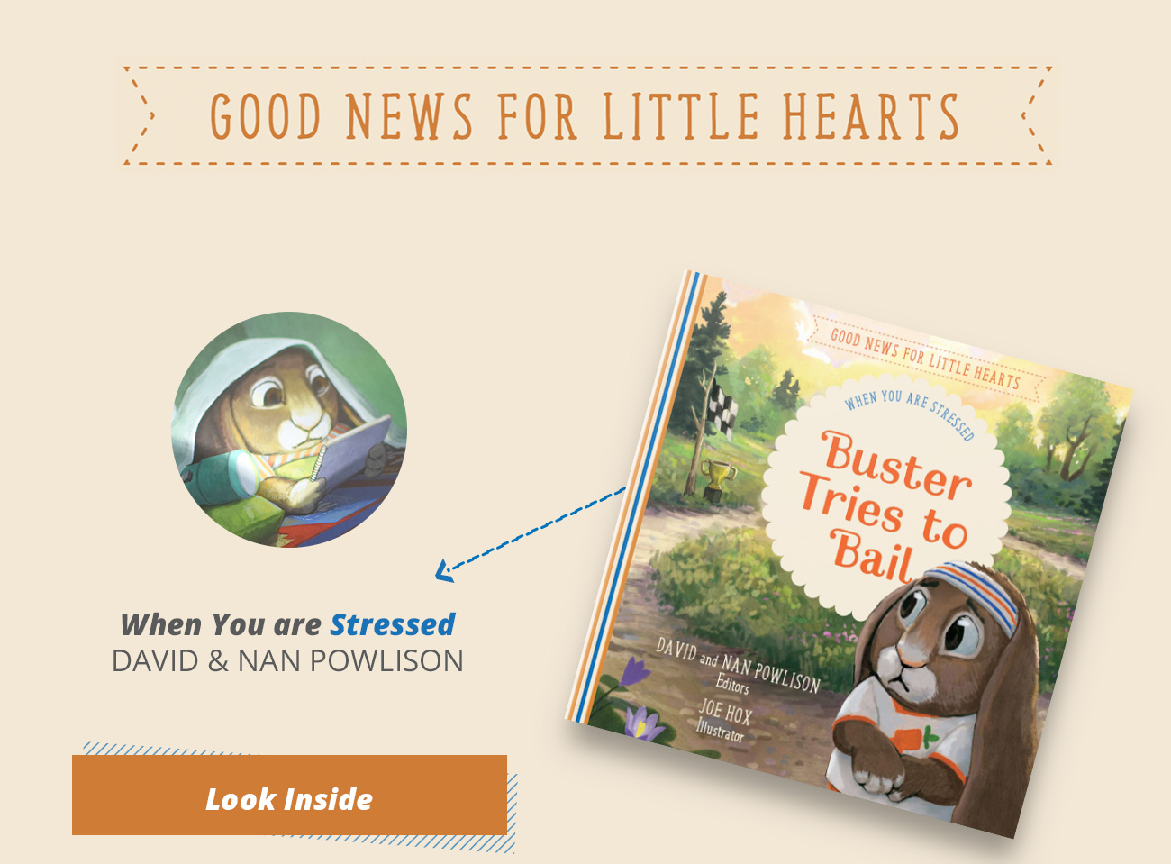 Good News for Little Hearts