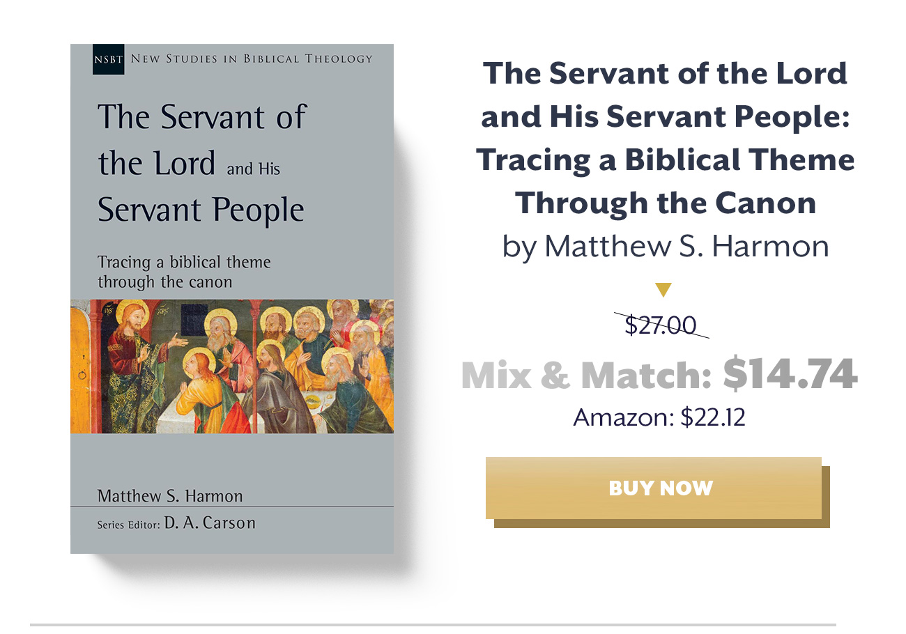 The Servant of the Lord's People