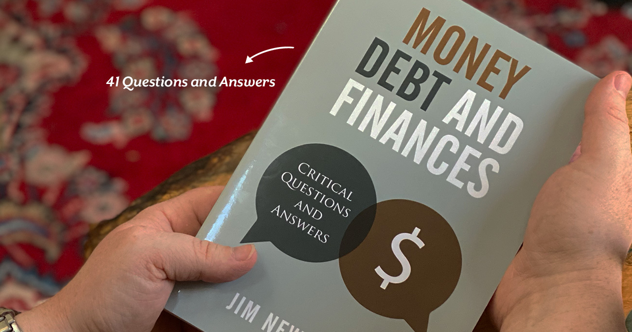Money Debt and Finances