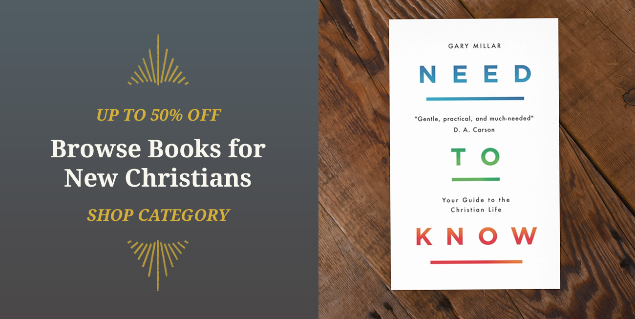 Books for New Christians Category