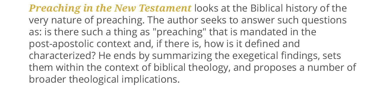 New Studies in Biblical Theology
