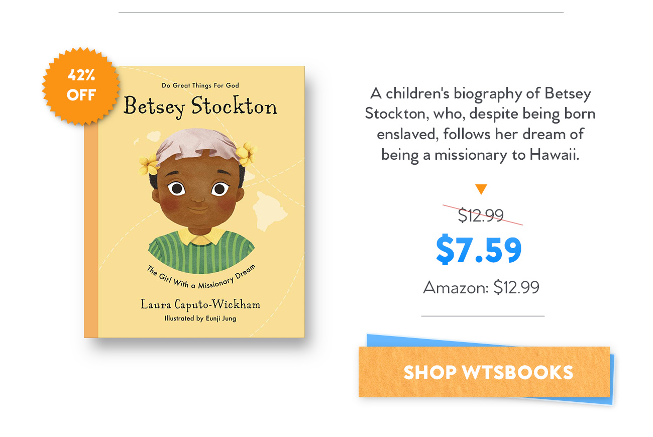 Betsey Stockton