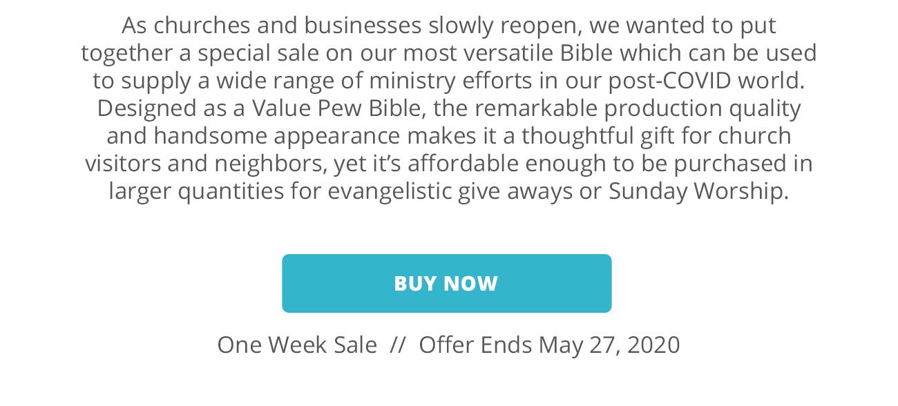 ESV Church Bible