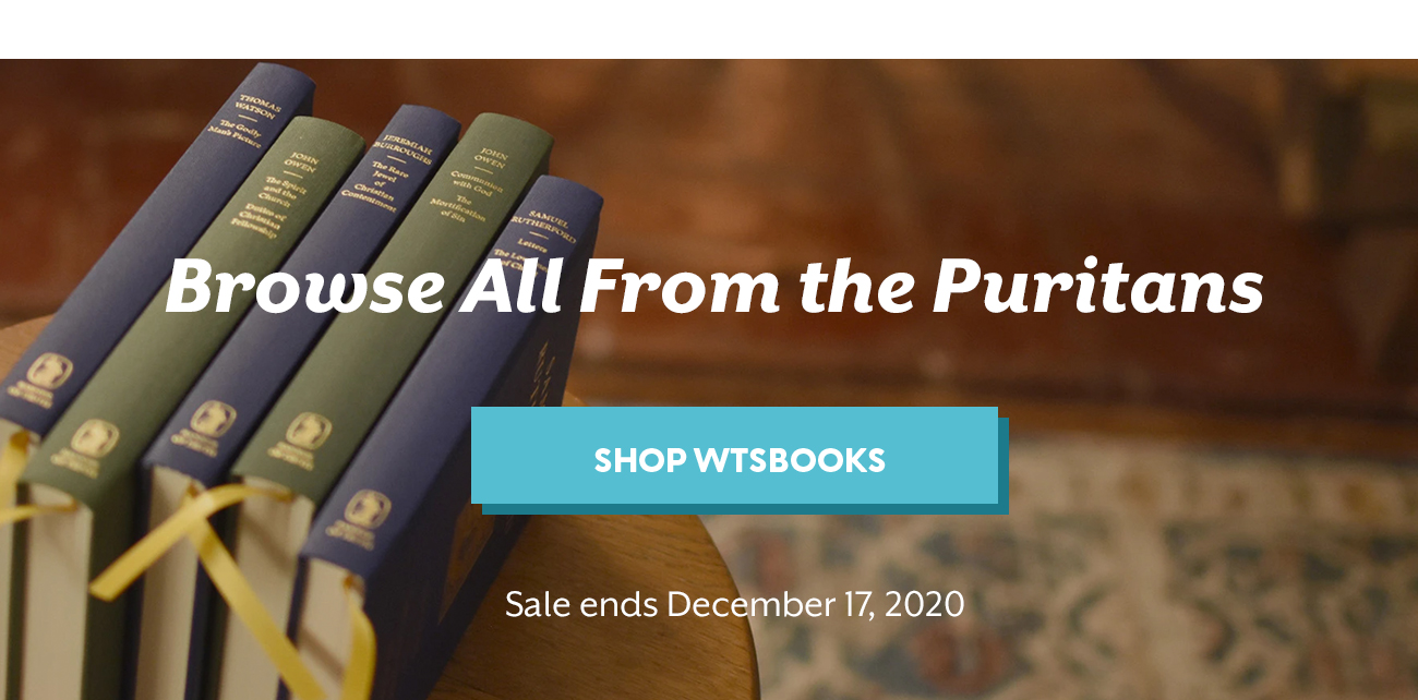 Browse All Puritans
