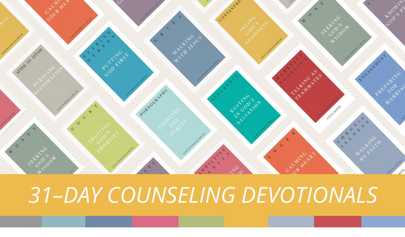 31 Day Devotionals