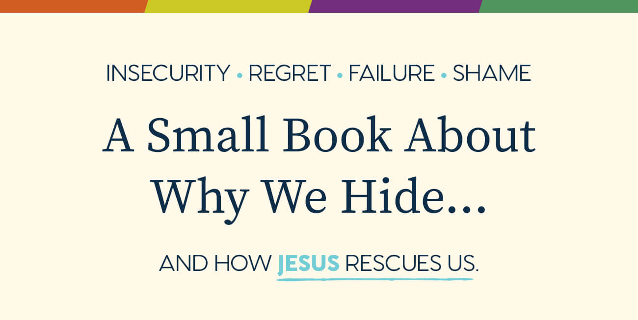 Small Book About Why We Hide