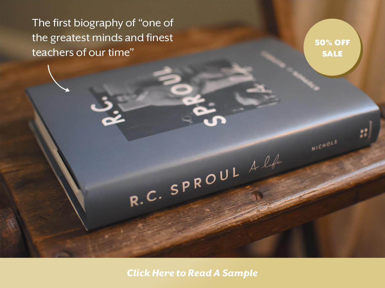 R.C. Sproul, A Life
