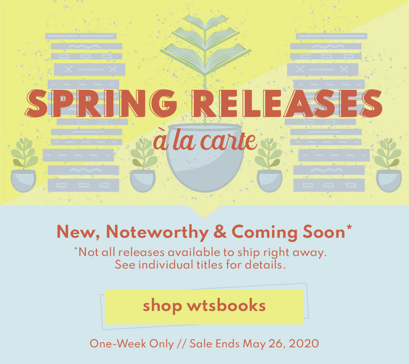 Spring Releases