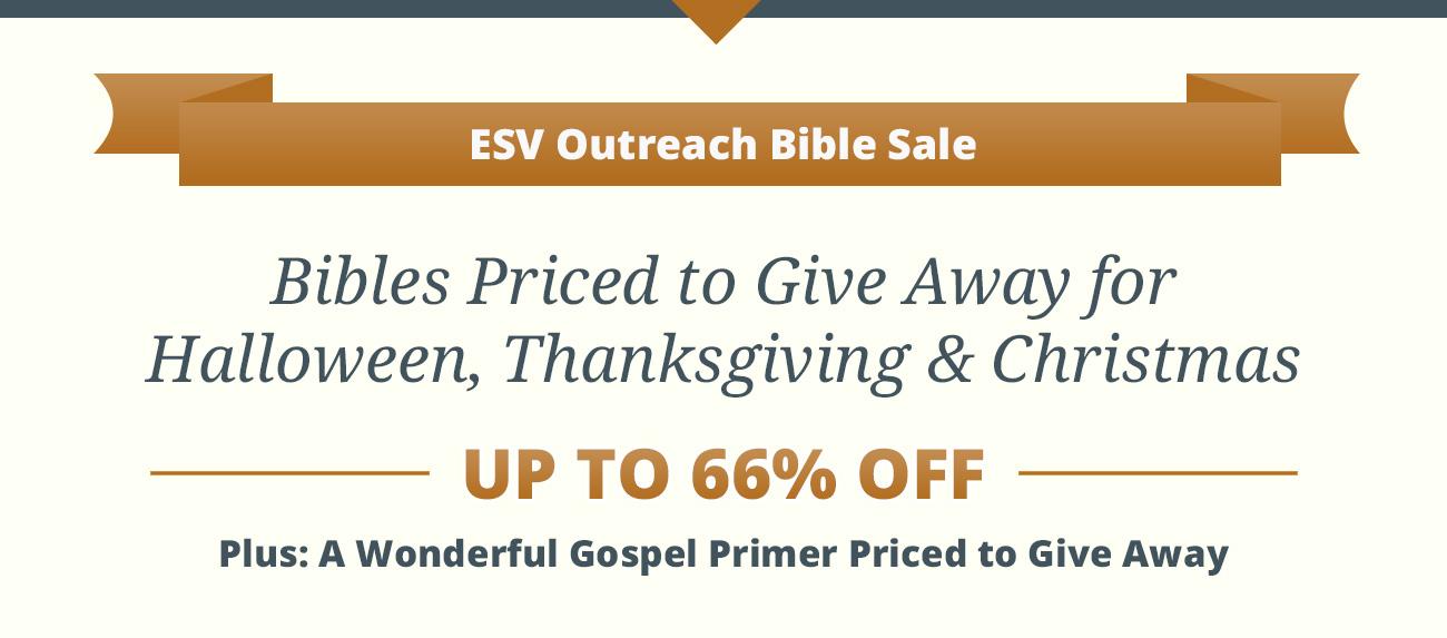 ESV Holiday Outreach
