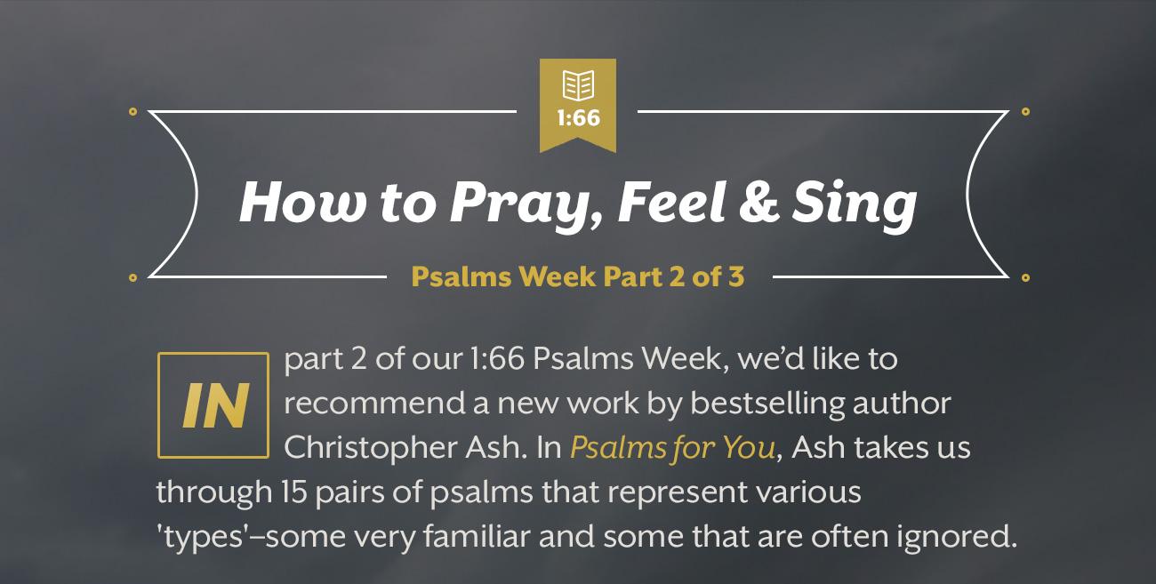 1:66 Psalms Part II