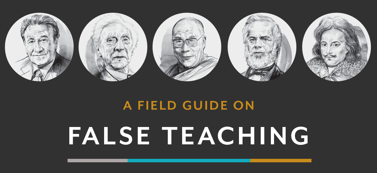 A Field Guide on False Religions
