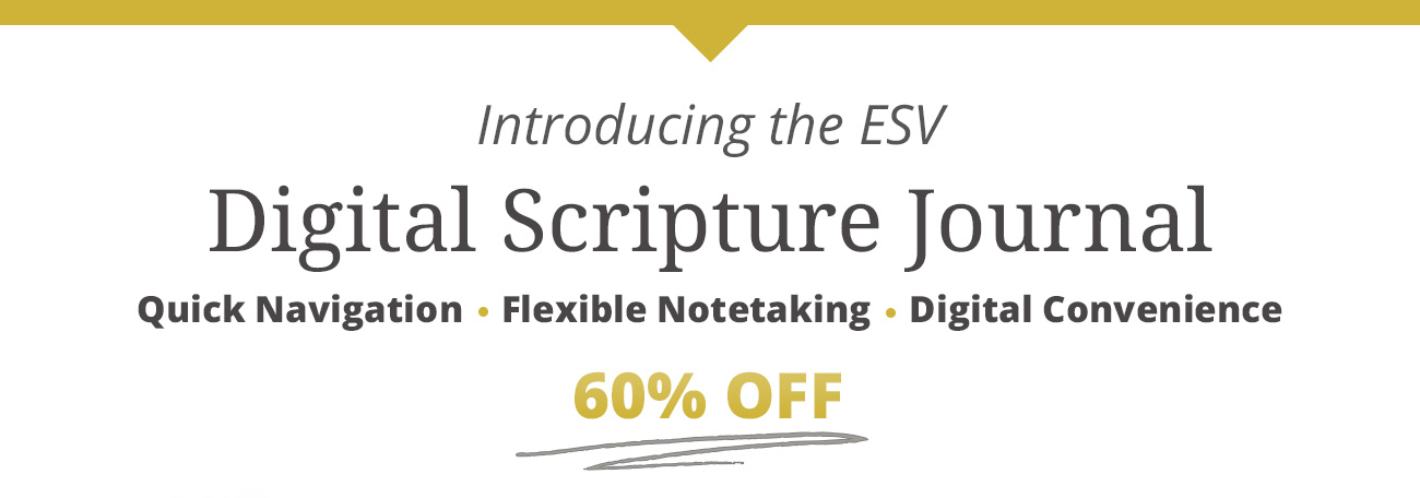 ESV Digital Scripture Journals