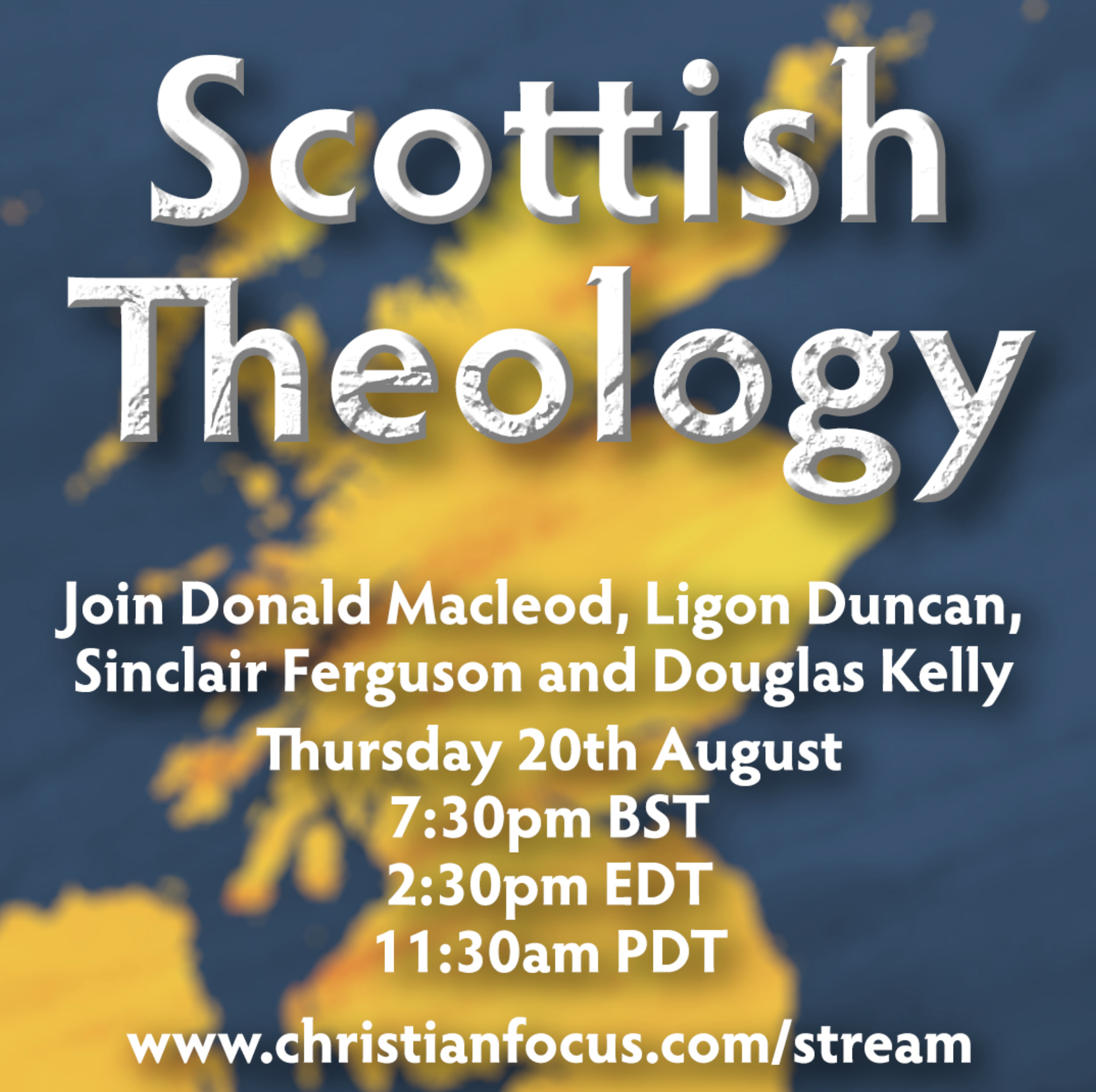 Scottish Theology Livestream