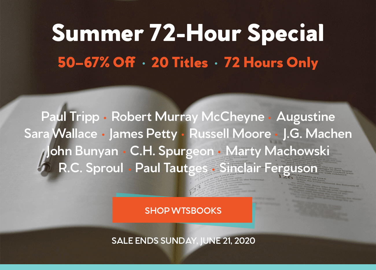 Summer 72-Hour Special