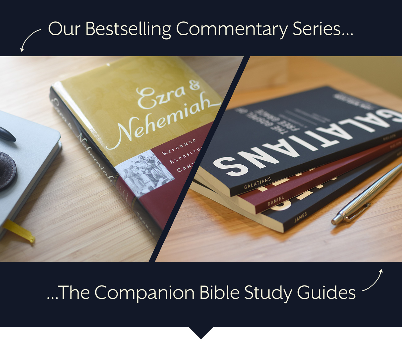 Reformed Expository Commentary & Bible Study