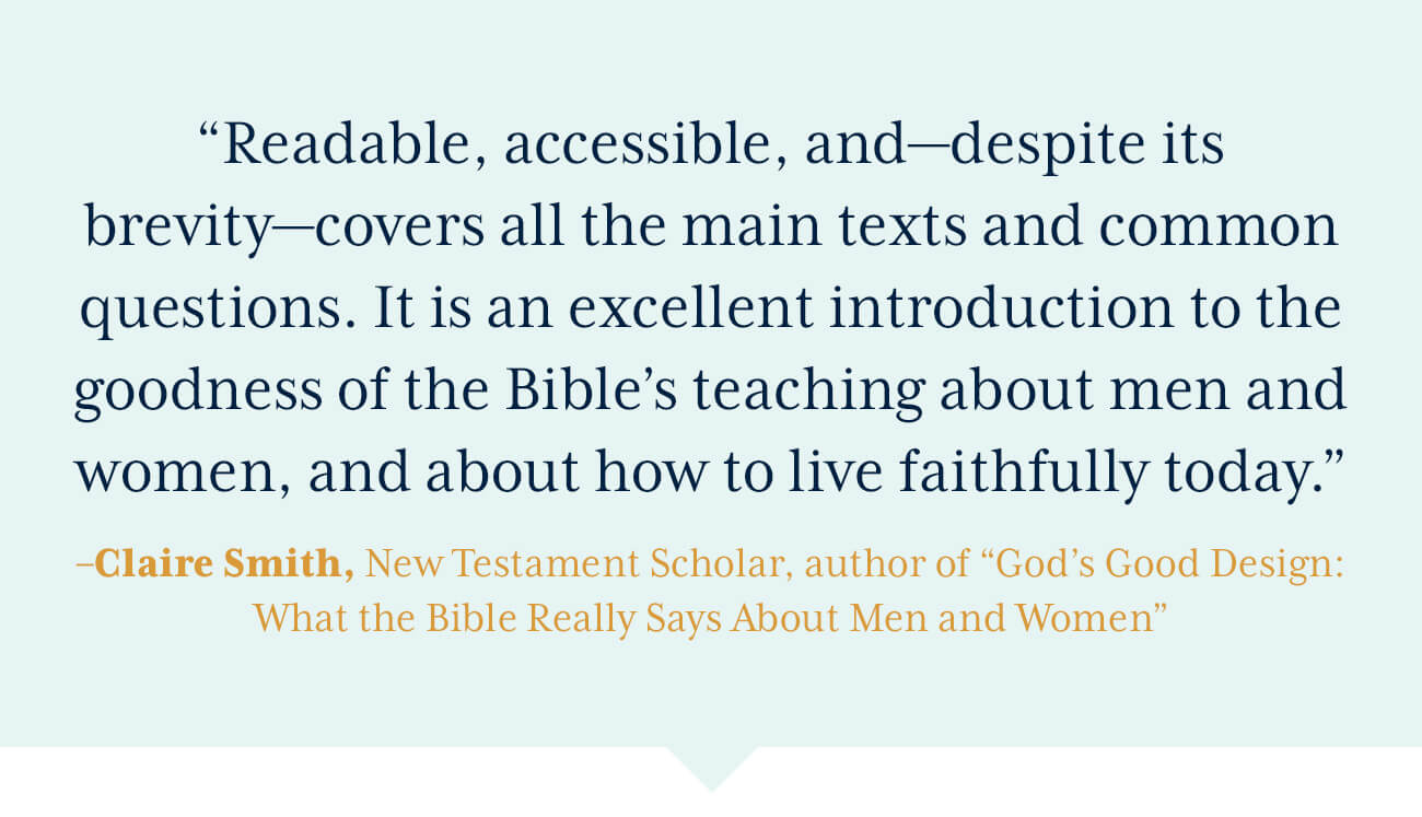Men & Women in the Church