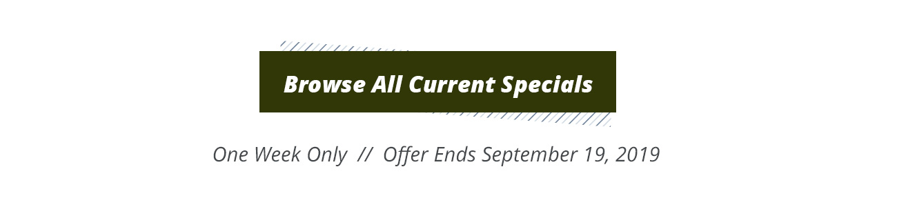 browse all current specials