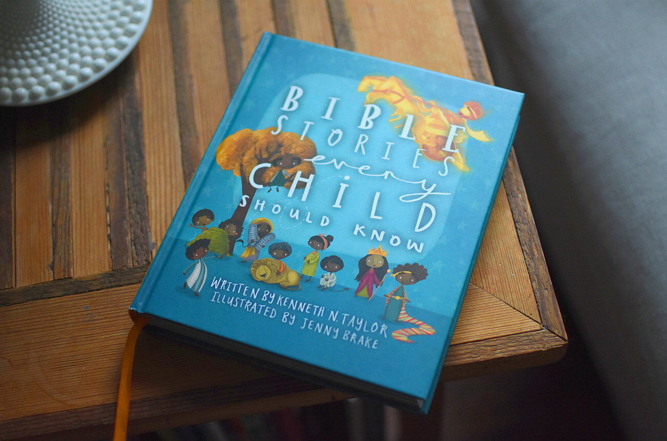 Bible Stories Every Child Should Know