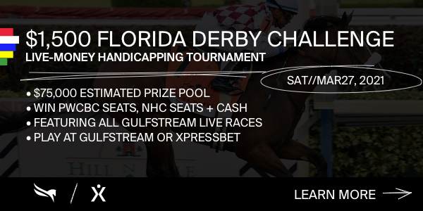 Florida Derby Betting Contest
