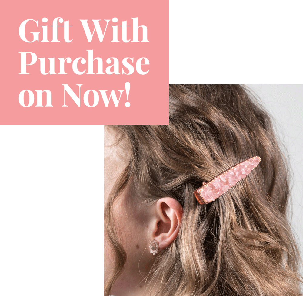 Gift With Purchase on Now!