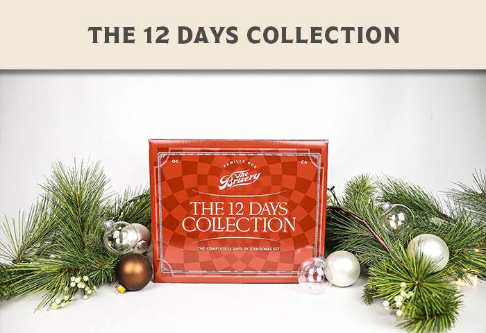 , 🎄 The Bruery's 12 Days Beer Collection Rocks!