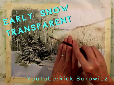 Rick Surowicz Early Snow
