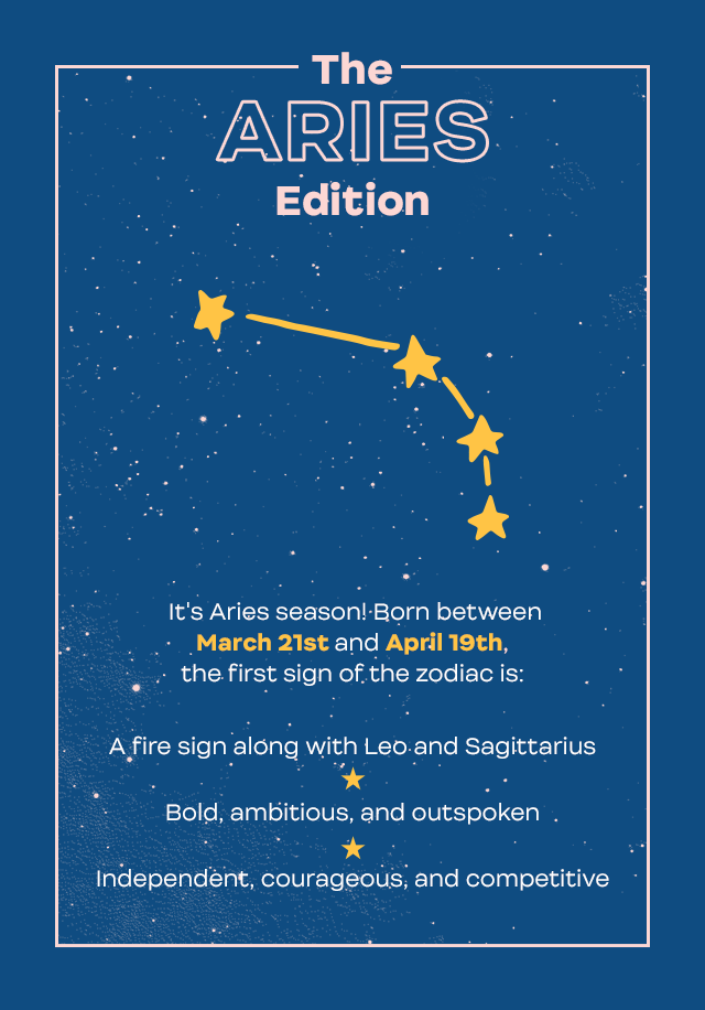 The Aries Edition