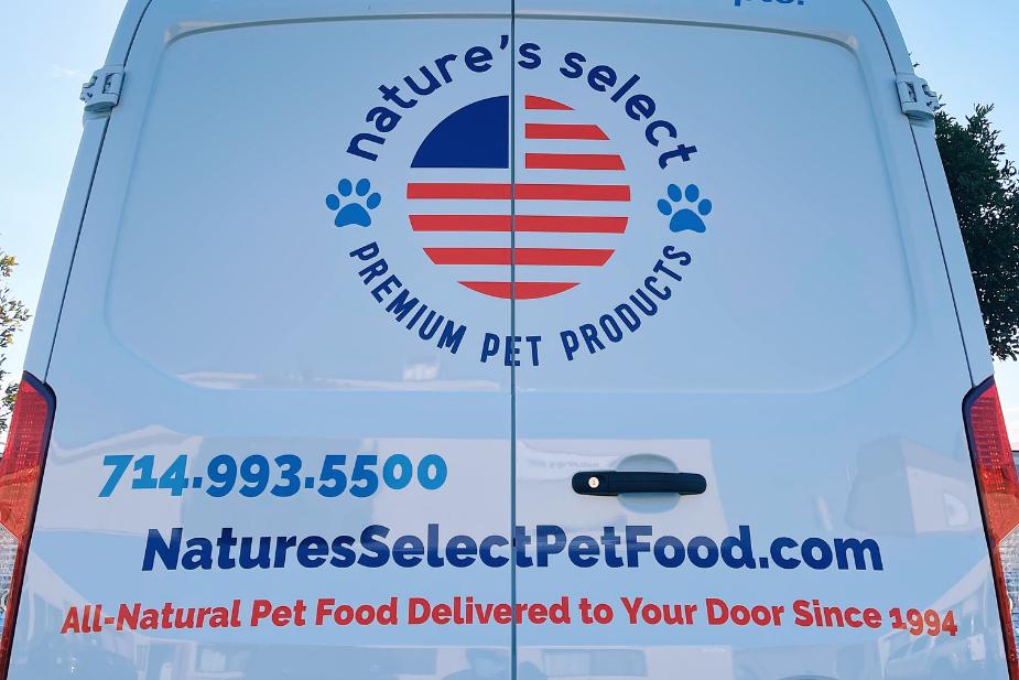Nature's Select Van