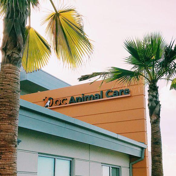 OC Animal Care Building