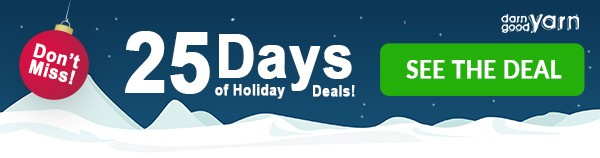 Don't miss 25 Days of Holiday Deals! See the Deal!