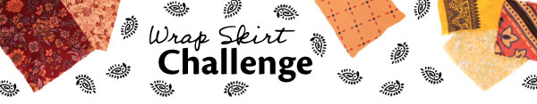 Wrap Skirt Challenge
