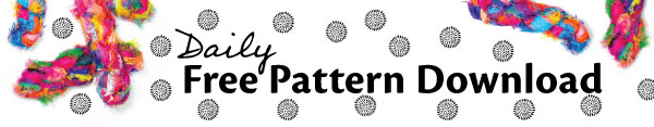 Daily Free Pattern Download