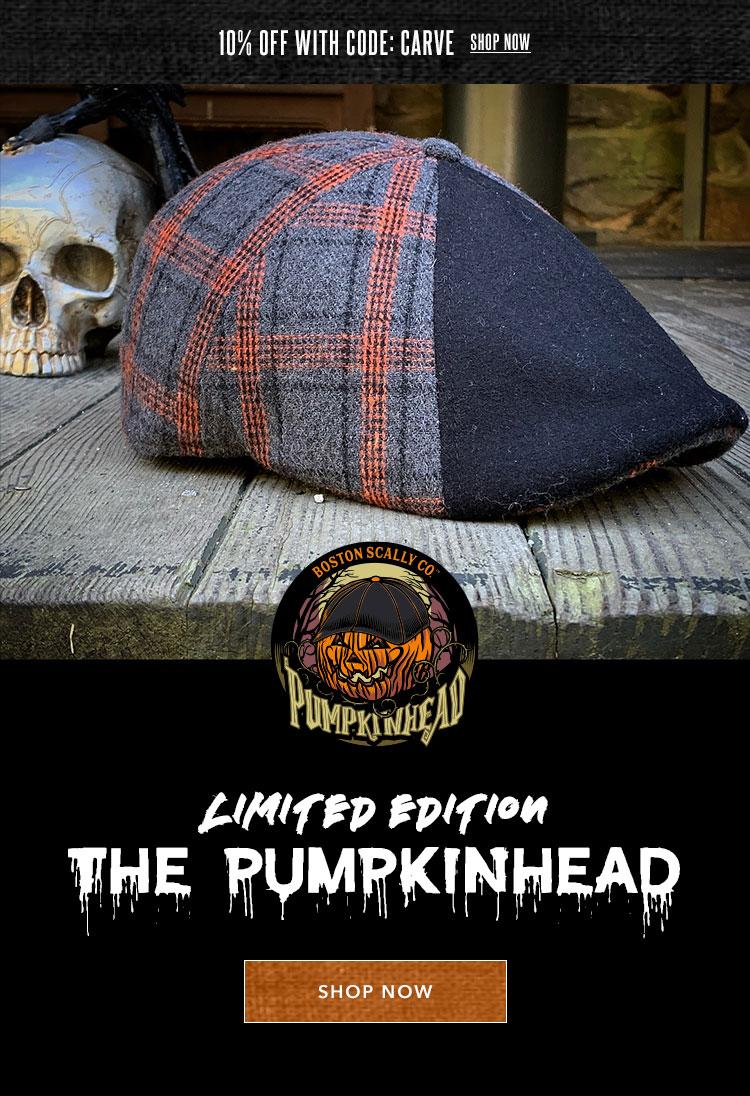 Limited Edition The Pumpkinhead