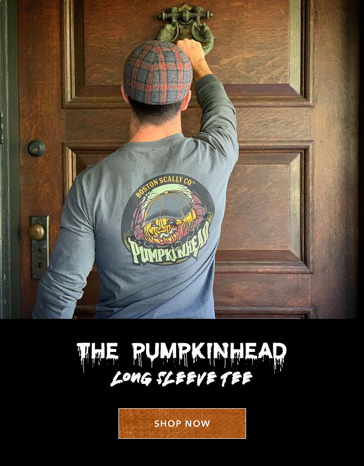 The Pumpkinhead Long Sleeve Tee