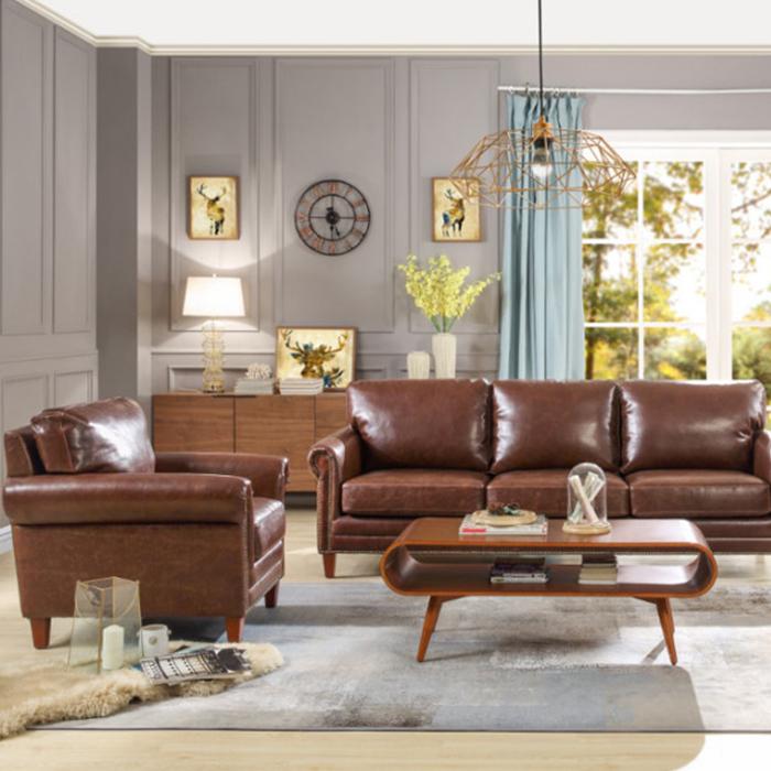 Gemütliche Sofas und Sessel