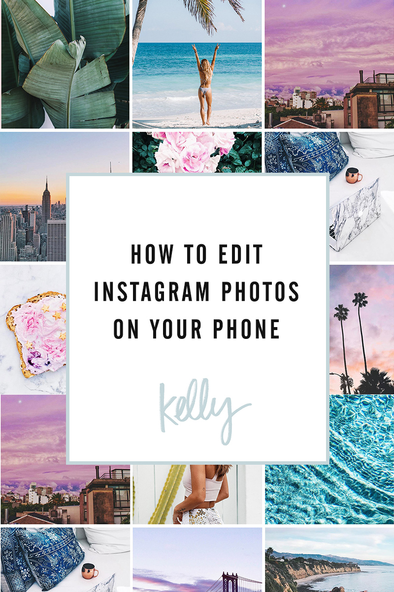 How to Edit Instagram Photos on Your Phone