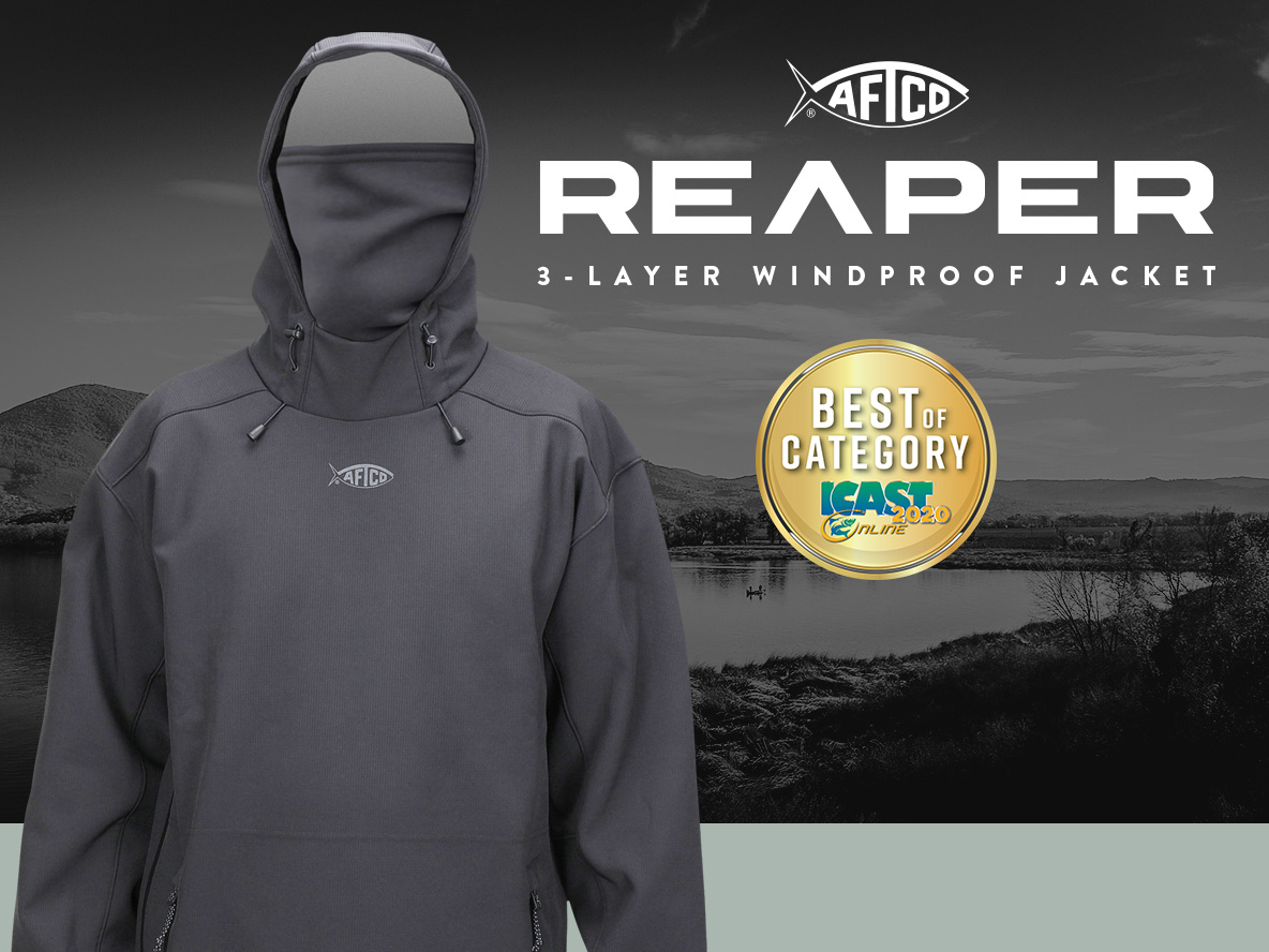 Reaper 3L Windproof Jacket