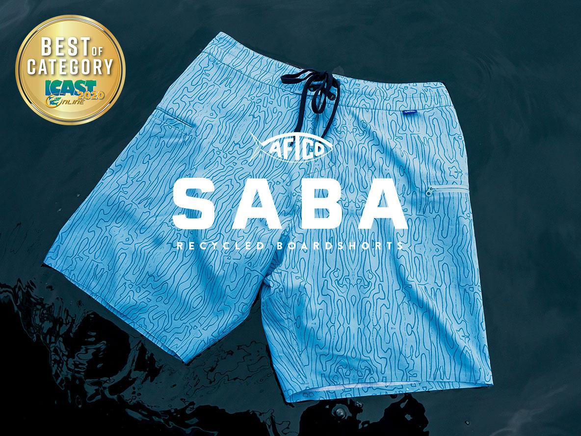 Saba Recycled Seam-Free Boardshorts