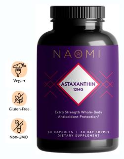 NAOMI Organic Astaxanthin