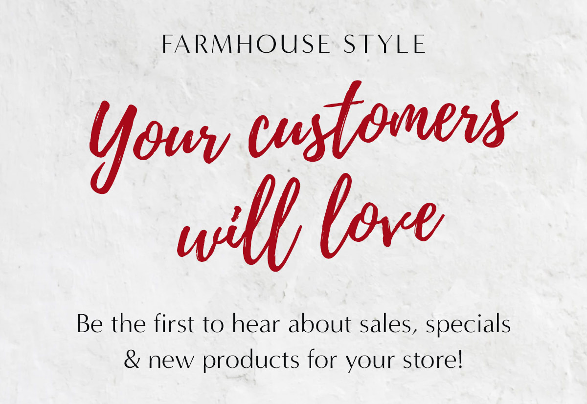 Barnyard Designs Wholesale | Farmhouse Style Home Decor