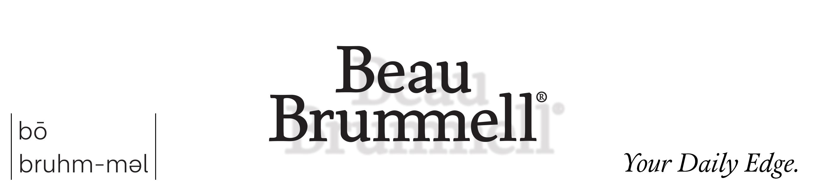 Beau Brummell for Men Email Header