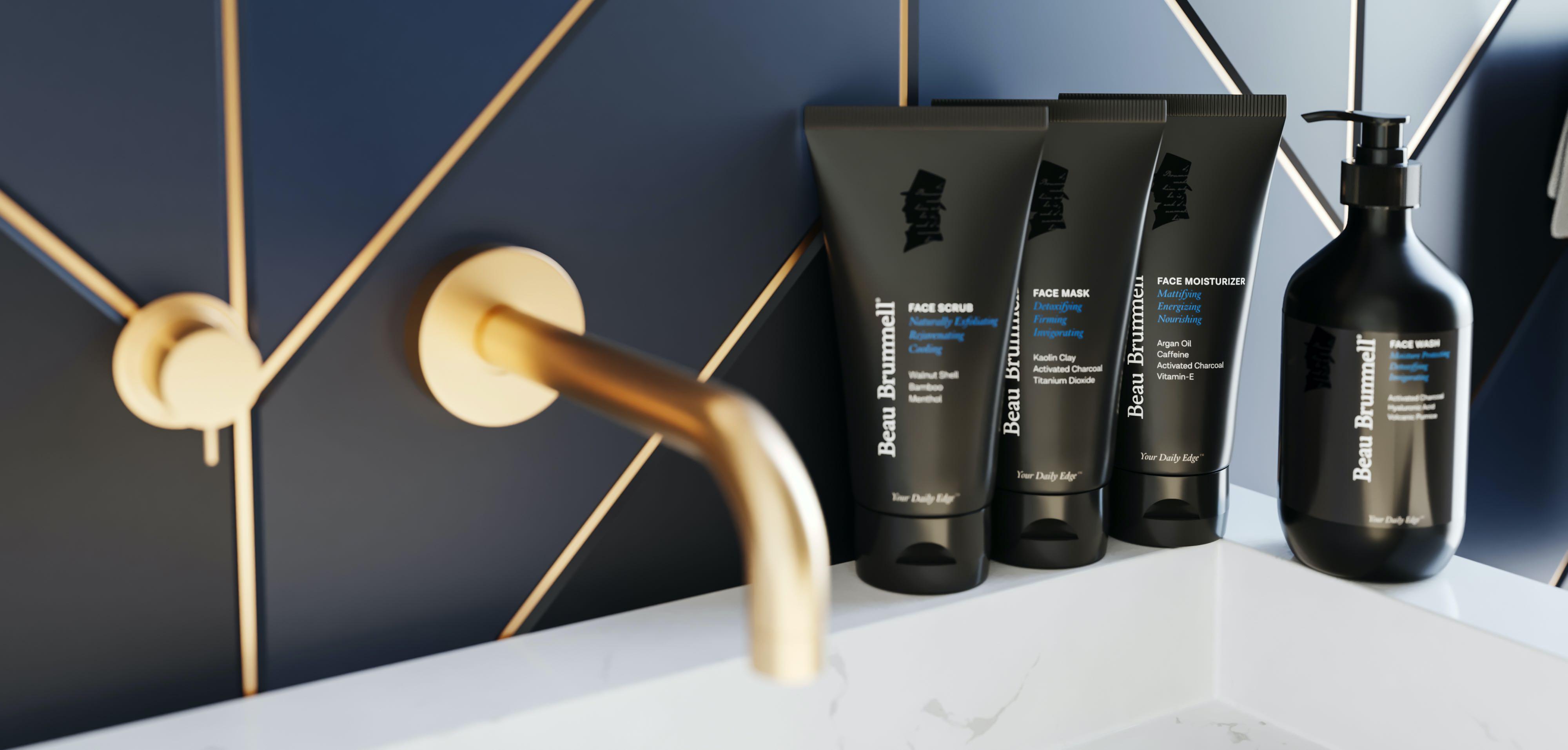 Beau Brummell Skincare Pro Bundle
