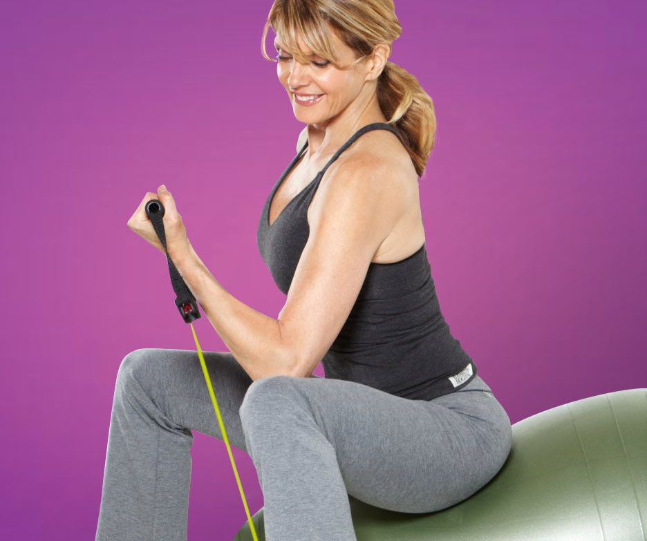 Kathy Smith - Lift Weights To Stay Young 30-Day Program - BUY NOW