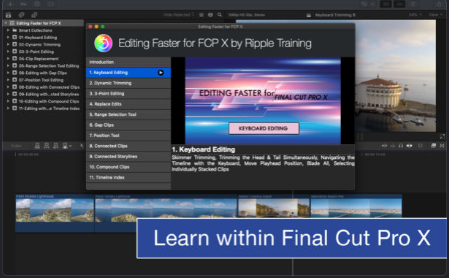 Creating Hero Titles in Final Cut Pro X Part 2 – Ripple Training