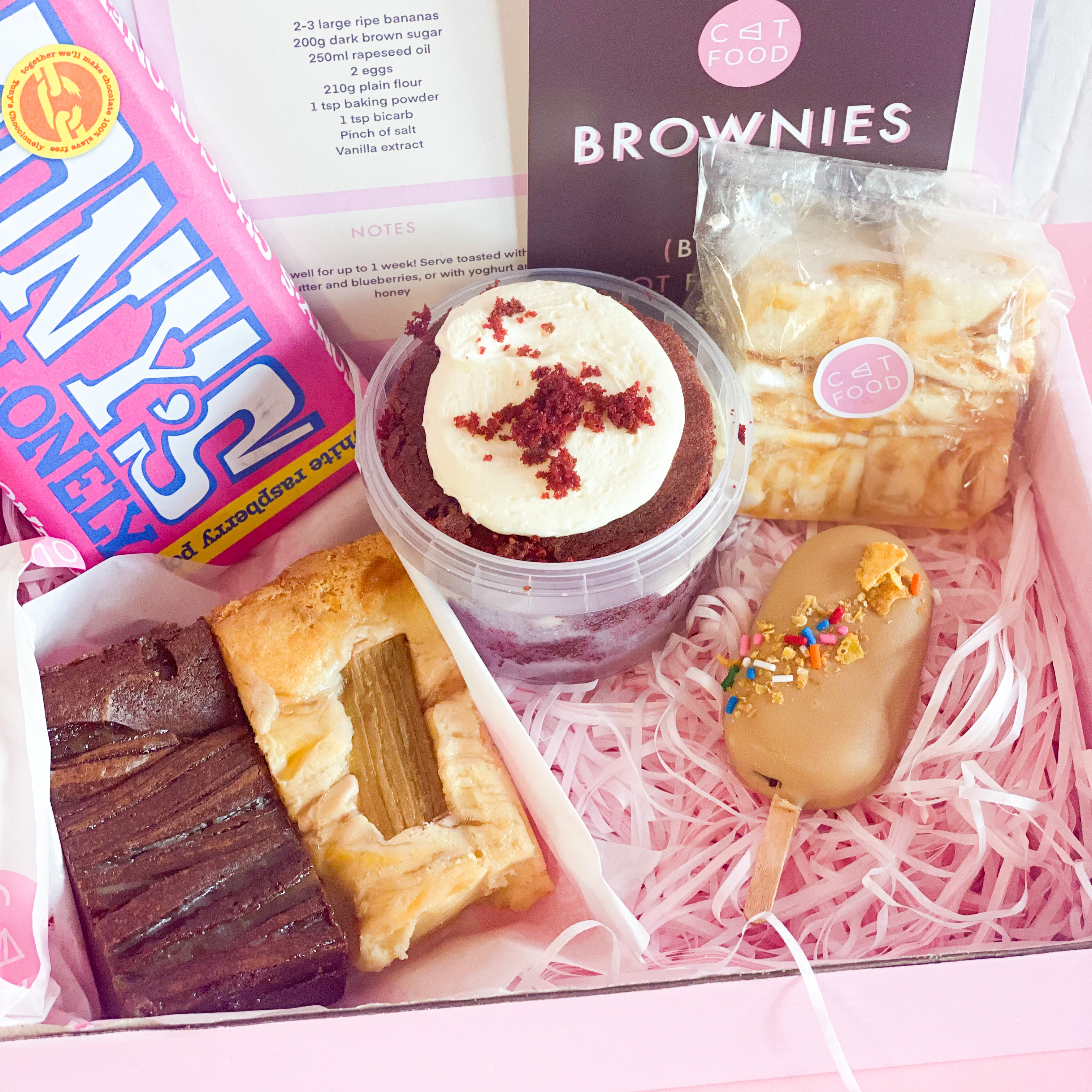 This month's Subscription Box