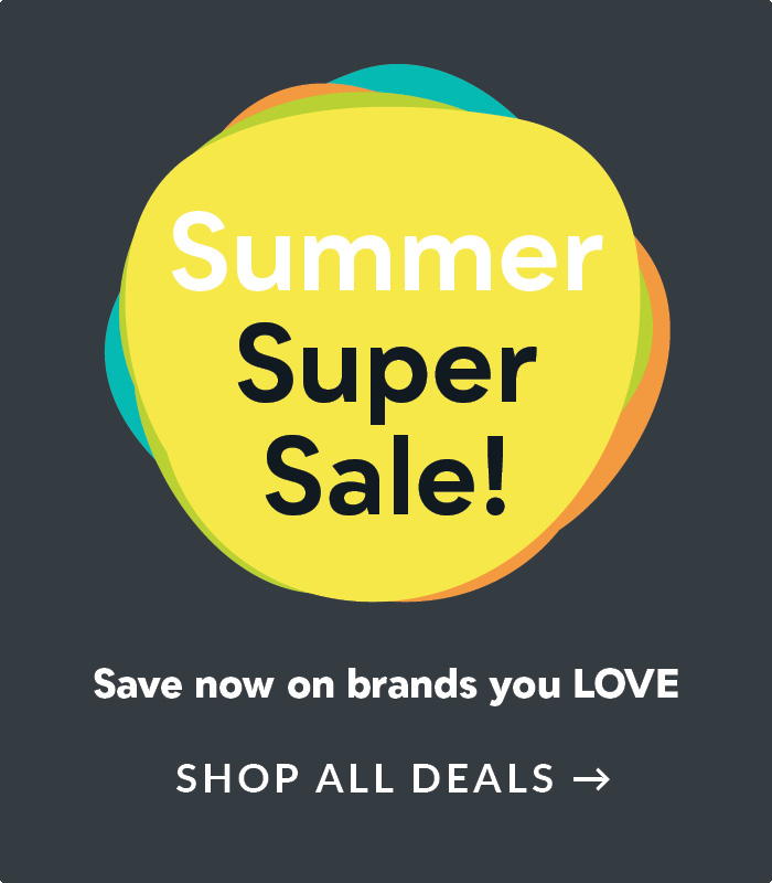 Shop all Super Sale deals