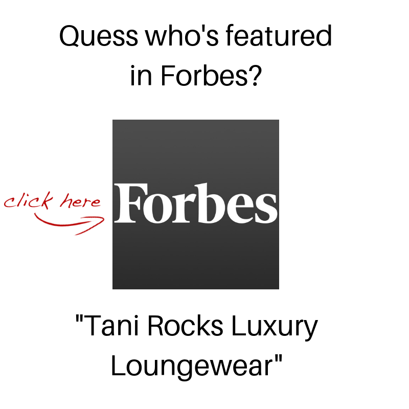Forbes Article About Tani