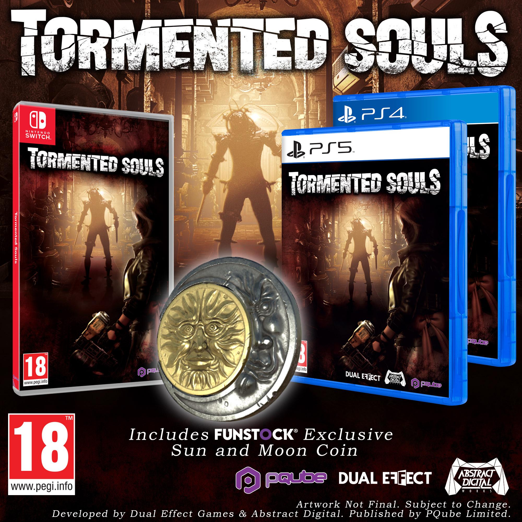 Tormented Souls Funstock Esclusiva Edizione Limitata