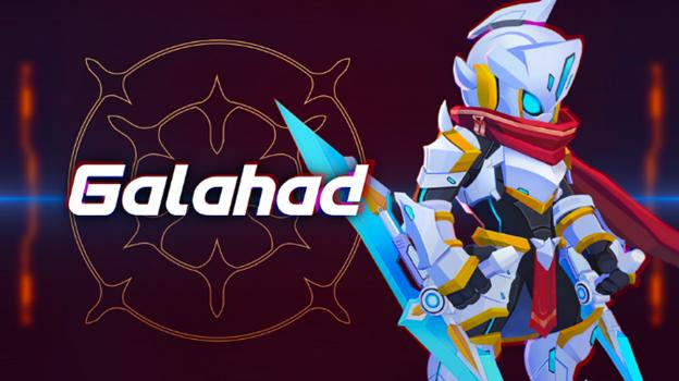Galahad Graphic - Fallen Knight